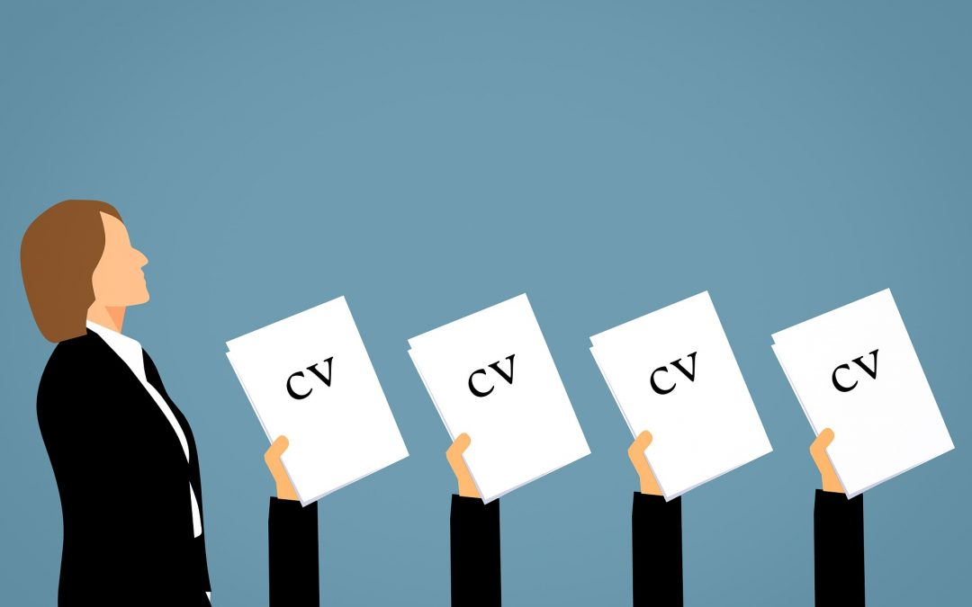 Building a Great Resume in a Competitive Market