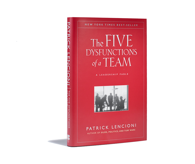 "Book Review: ""The Five Dysfunctions of a Team"" by Patrick Lencioni"